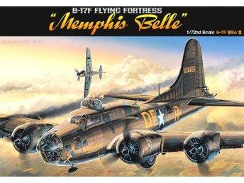 Academy 1/72 B-17F Memphis Belle - Kil - Academy 1/72 B-17F Memphis Belle - Kil