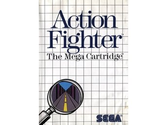 Action Fighter (Komplett) (Beg)