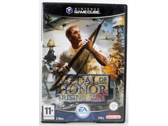Medal of Honor Rising Sun - Gamecube - PAL (EU)