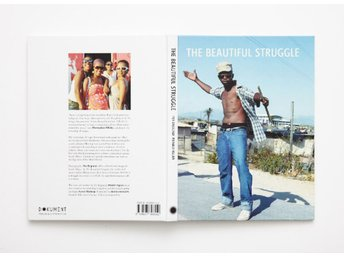 The beautiful struggle, Per Englund, Dokument Press, fotobok fotografi, nyskick