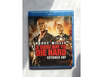 BluRay - A Good Day To Die Hard