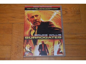 Surrogates ( Bruce Willis )  DVD