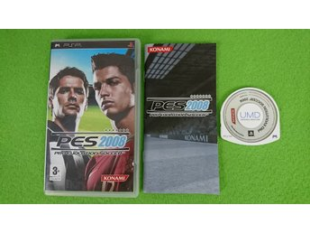 PES 2008 Psp Playstation Portable Playstation Portable PSP