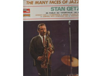 Stan Getz    The Many Face of    Boston  1951
