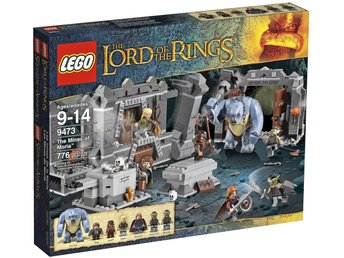 LEGO The Lord of the Rings 9473 The Mines of Moria / Sagan om ringen - Ny!