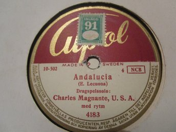 Cupol  4183  Charles Magnante