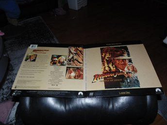 Indiana Jones and the Last crusade - Letterbox Edition - 2st Laserdisc