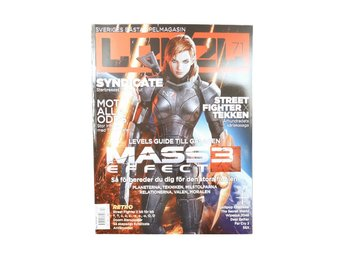 Level nr 71 Mass Effect 3