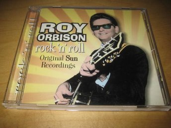 ROY ORBISON - ROCK ´N´ ROLL ORIGINAL SUN RECORDINGS.