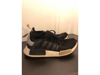 Adidas Sneakers NMD R1 Dam Svart