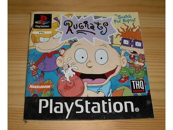 Manual PS: Rugrats Search for Repair