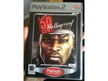 PS2: 50 Cent Bulletproof