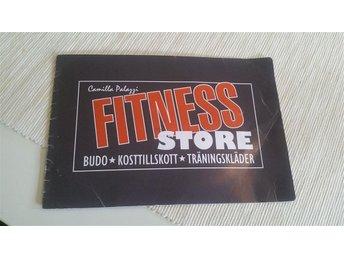 Fitness Store presentkort - Västerås - Fitness Store presentkort - Västerås