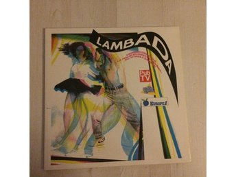 Various ?– Lambada. (NM 2LP)