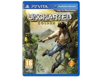 Uncharted - Golden Abyss till PS VITA