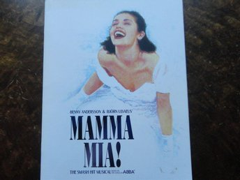 program ABBA Mamma Mia 2001
