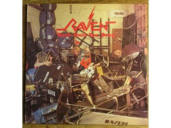 Raven - Rock Until You Drop NEAT 1001 1981