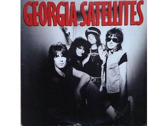 Georgia Satellites title*  Georgia Satellites* Rock, Southern Rock US LP