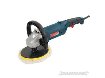 Silverline Silverstorm Sander Polisher 180mm 1500W