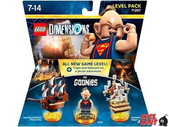 Lego Dimensions The Goonies Level Pack 71267