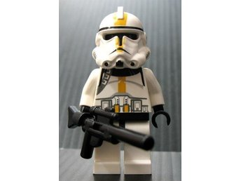 Lego - Star Wars - Figurer - Clone Trooper Gul ep 3 - Uddevalla - Lego - Star Wars - Figurer - Clone Trooper Gul ep 3 - Uddevalla