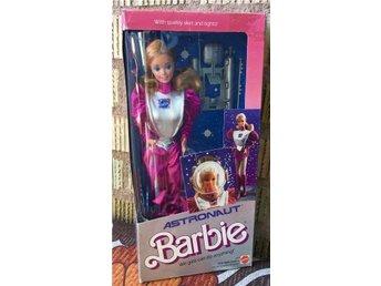 Wow! Astronaut Barbie 1985, NRFB! - Malmö - Wow! Astronaut Barbie 1985, NRFB! - Malmö
