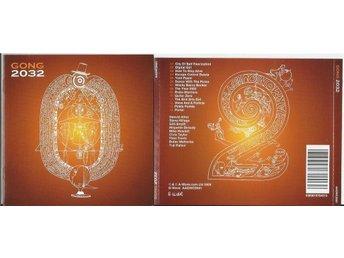 GONG - 2032 (CD 2009) - Minsk - GONG - 2032 (CD 2009) - Minsk