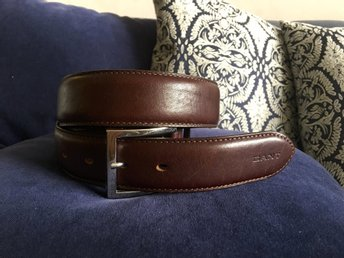 Gant Classic Leather Belt Läderbälte (899:-)