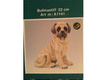 Stilia figurin Bullmastiff