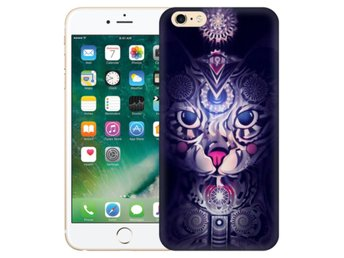 iPhone 6/6s Plus Skal Symbolisk Katt