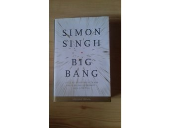 Big Bang av Simon Singh