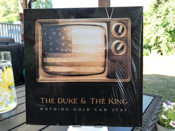 Duke & The King - Nothing Gold Can Stay (LP)