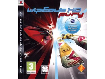 Wipeout HD Fury - Playstation 3