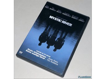 Mystic River - Regi: Clint Eastwood - DVD med svensk text