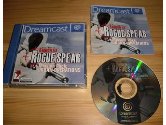 DC: Rainbow Six Rogue Spear