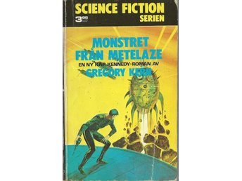 Monstret från Metelaze - Kern - Science Fiction Serien Nr. 8