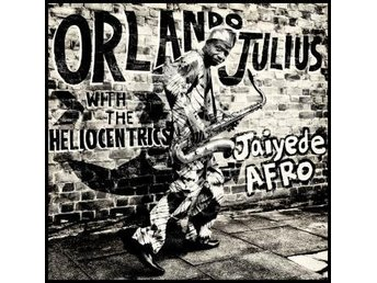 Julius Orlando With The Heliocentr: Jaiyede Afro (2Vinyl LP)
