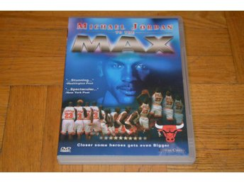 Michael Jordan To The Max DVD