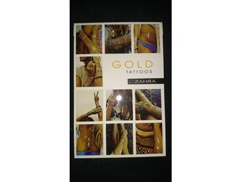 NYA Gold Tattoos Zahara