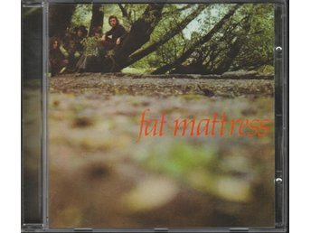 FAT MATTRESS - FAT MATTRESS +8 (REM) CD NYSKICK!