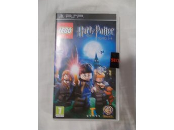 Harry Potter Years 1-4 PSP