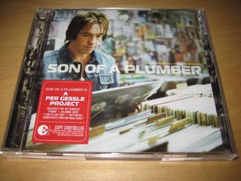 PER GESSLE - SON OF A PLUMBER.  DUBBEL-CD!