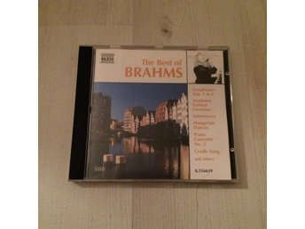 BRAHMS - THE BEST OF. (CD )