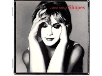 Josefin Nilsson - Shapes (1983) CD, Epic, Rare, Like New, Synth-Pop/Pop Rock