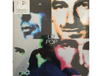 U2 - POP NY 2-LP 180G + DOWNLOAD
