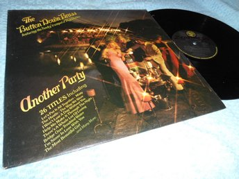 Button Down Brass Another Party LP Ray Davies Trumpet EX/VG+