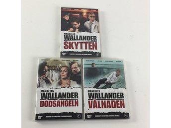 Javascript är inaktiverat. - Stockholm - DVD-Filmer, Modell: Wallander, 3 stVaran är i normalt begagnat skick. Skick: Varan säljs i befintligt skick och endast det som syns på bilderna ingår om ej annat anges. Vi värderar samtliga varor och ger dom en beskrivning av skicket. Def - Stockholm