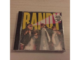 RANDY - RANDY THE BAND.  INPLASTAD  CD.