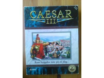 Caesar III - BIG BOX