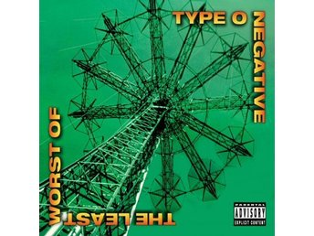 Type o negative -The least worst of DLP Pete Steele Roadrunn